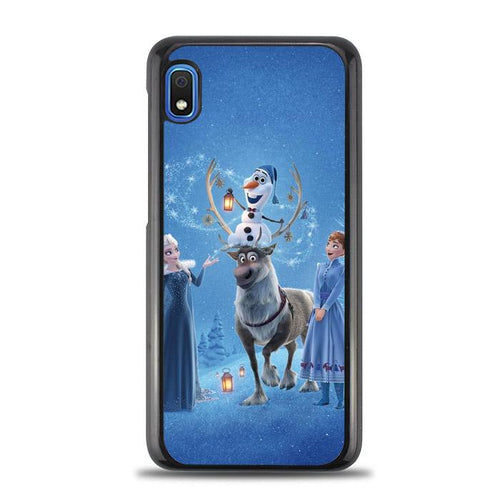 coque custodia cover fundas hoesjes j3 J5 J6 s20 s10 s9 s8 s7 s6 s5 plus edge B19988 Frozen FF0366a Samsung Galaxy A10e Case