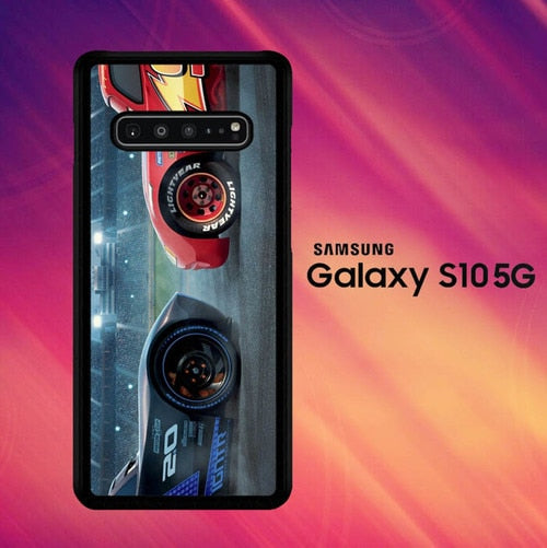 The Cars 3 O0700 custodia cover Samsung Galaxy S10
