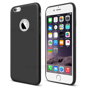 cover iphone 6 silicone black