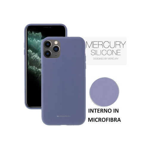 MERCURY CUSTODIA per APPLE IPHONE 11 PRO (5.8') BACK RIGIDA ULTRA SLIM  03mm COL
