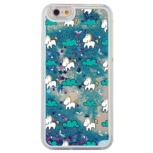 Verco Custodia per Apple iPhone 6 Plus Case per iPhone 6S Plus Cover PU  (l2e)