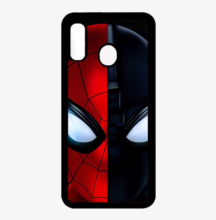 coque custodia cover fundas hoesjes j3 J5 J6 s20 s10 s9 s8 s7 s6 s5 plus edge B18942 Face Spiderman FJ1046 Samsung Galaxy A20 Case