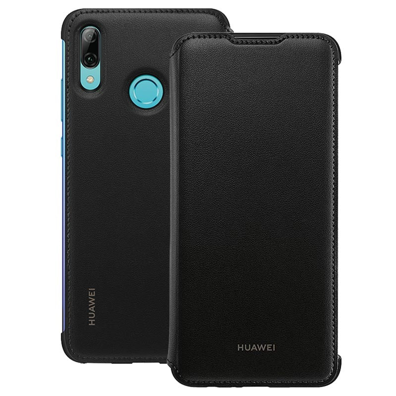 flip cover huawei p smart 2019