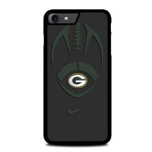 Green Bay Packers Logo X00376 custodia cover iPhone 7 , iPhone 8