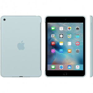 iPad Mini 4 Custodia in Silicone Turchese - Custodie iPad - C&C Shop