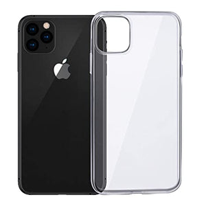 iPhone 11 Pro Max Clear Case Ultra Slim Crystal Transparent Cover