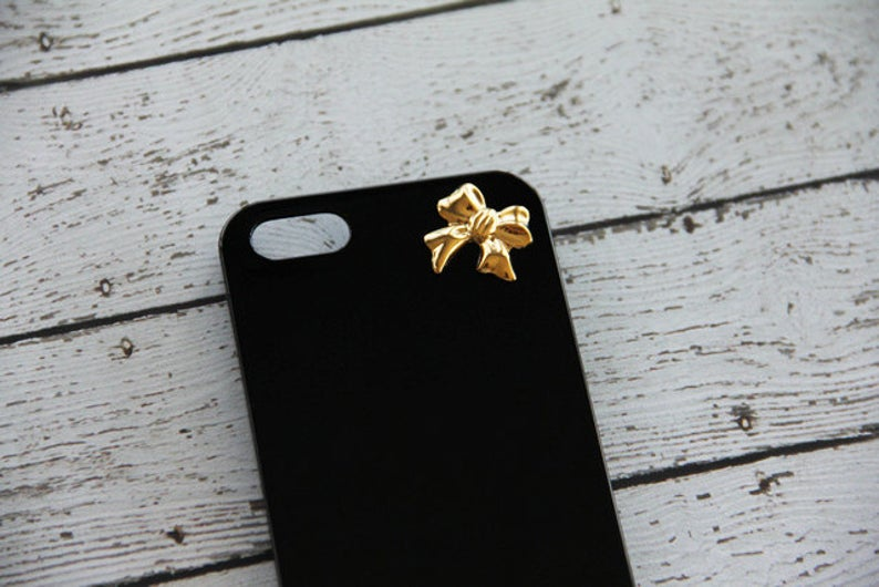 iPhone 6 6s custodia with 24kt Gold Plated