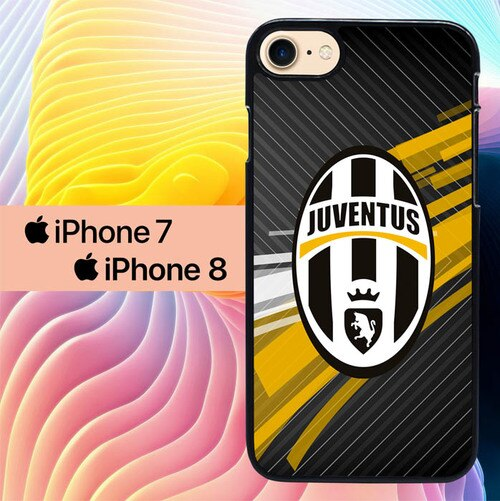 Juventus Background L0050 custodia cover iPhone 7 , iPhone 8