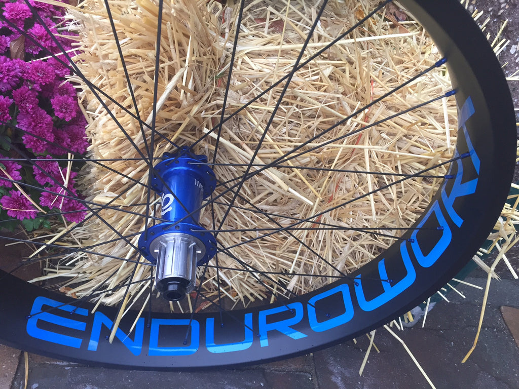 Fat Bike Carbon Wheelset - Enduroworx