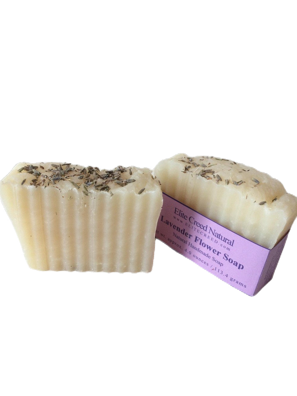 Lavender Flower Handmade Soap - ECNSoap