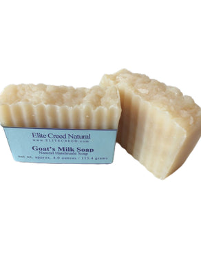 Goat Milk Handmade Soap - ECNSoap