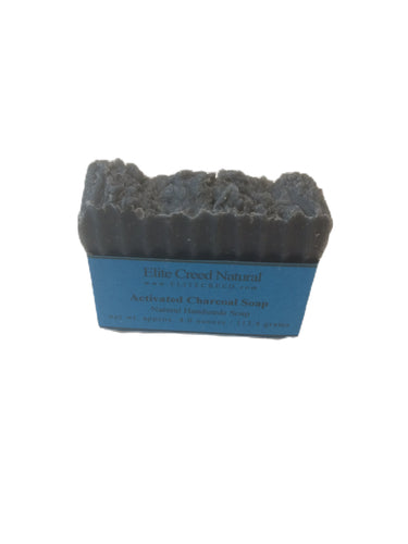 Activated Charcoal Handmade Soap - ECNSoap