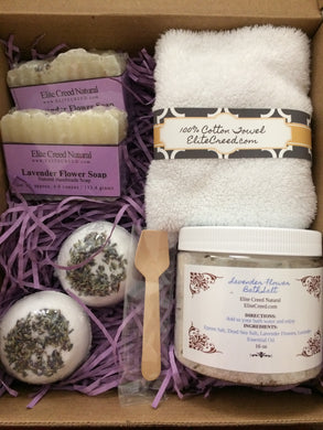 Handmade Soap Gift Bath Sets - ECNSoap