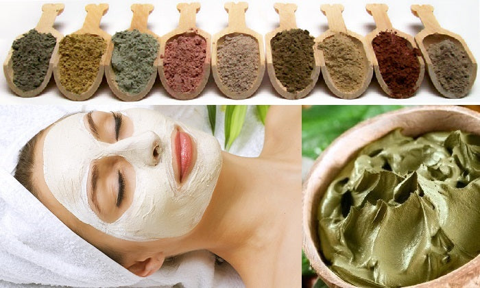 Powder Clay Mask - ECNSoap