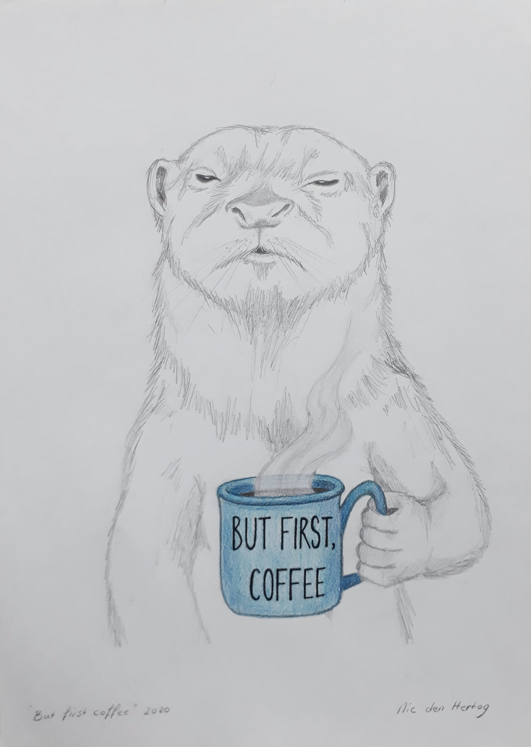 But first coffee original