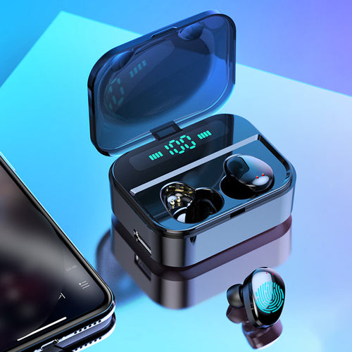 Tws-X7 Wireless Stereo Earbuds Earphone V5.0 Waterproof Earbuds Handsfree