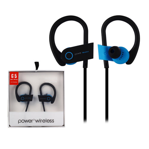 G5 sports running wireless earphone headphones