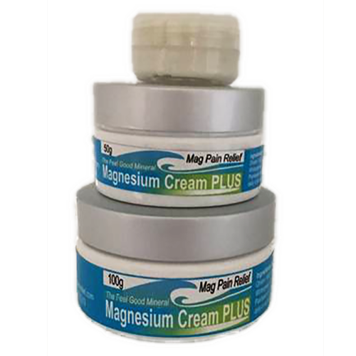 Magnesium Cream Plus