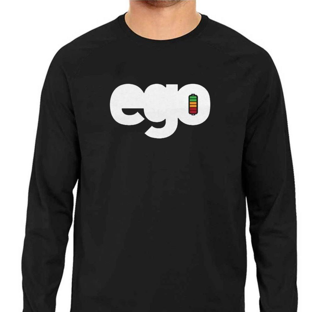 Ego Men's Long Sleeve T-shirt - oglife.in