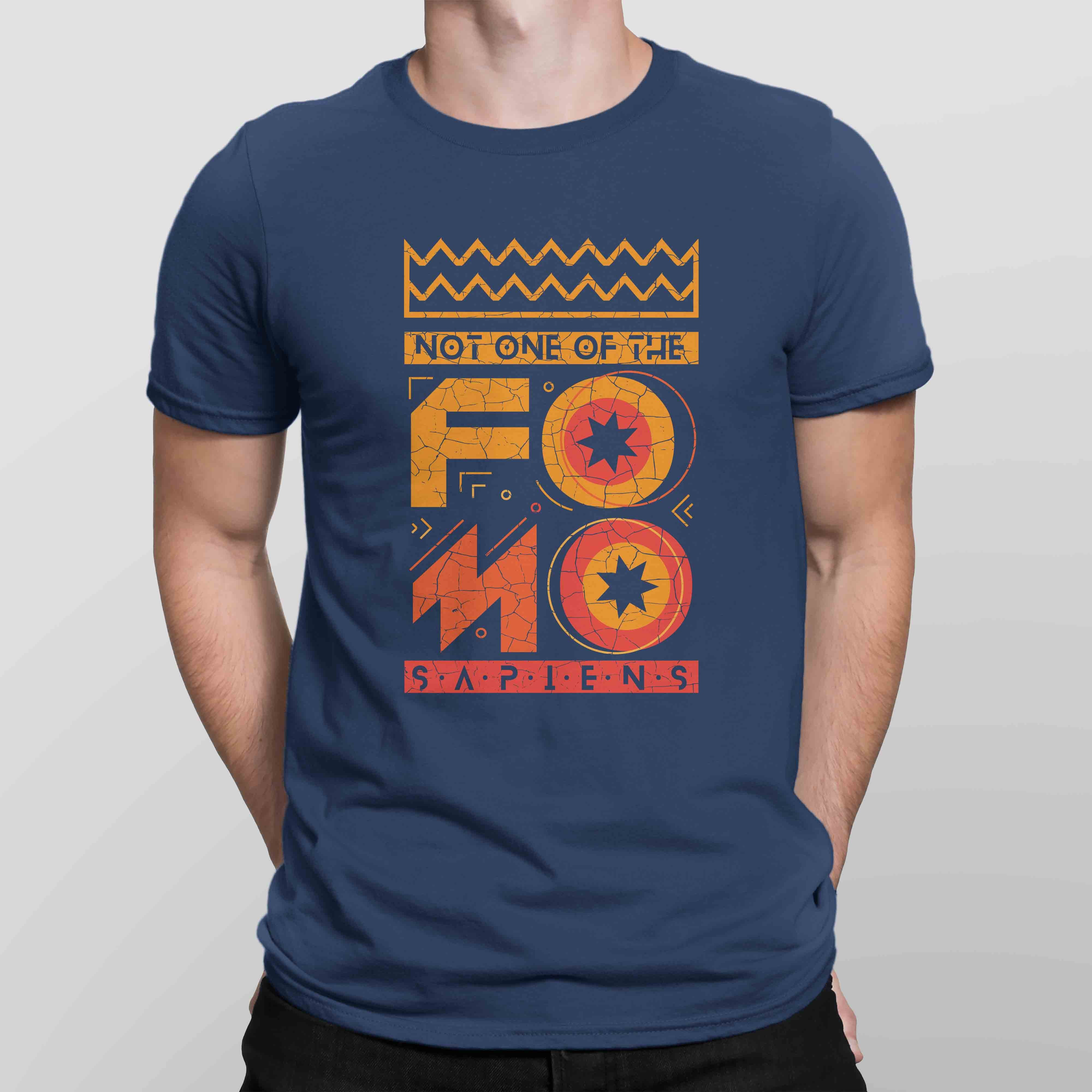 Not One Of The Fomo Sapiens Men's T-shirt