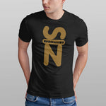 Sin Specialist Men's T-shirt (Brown)