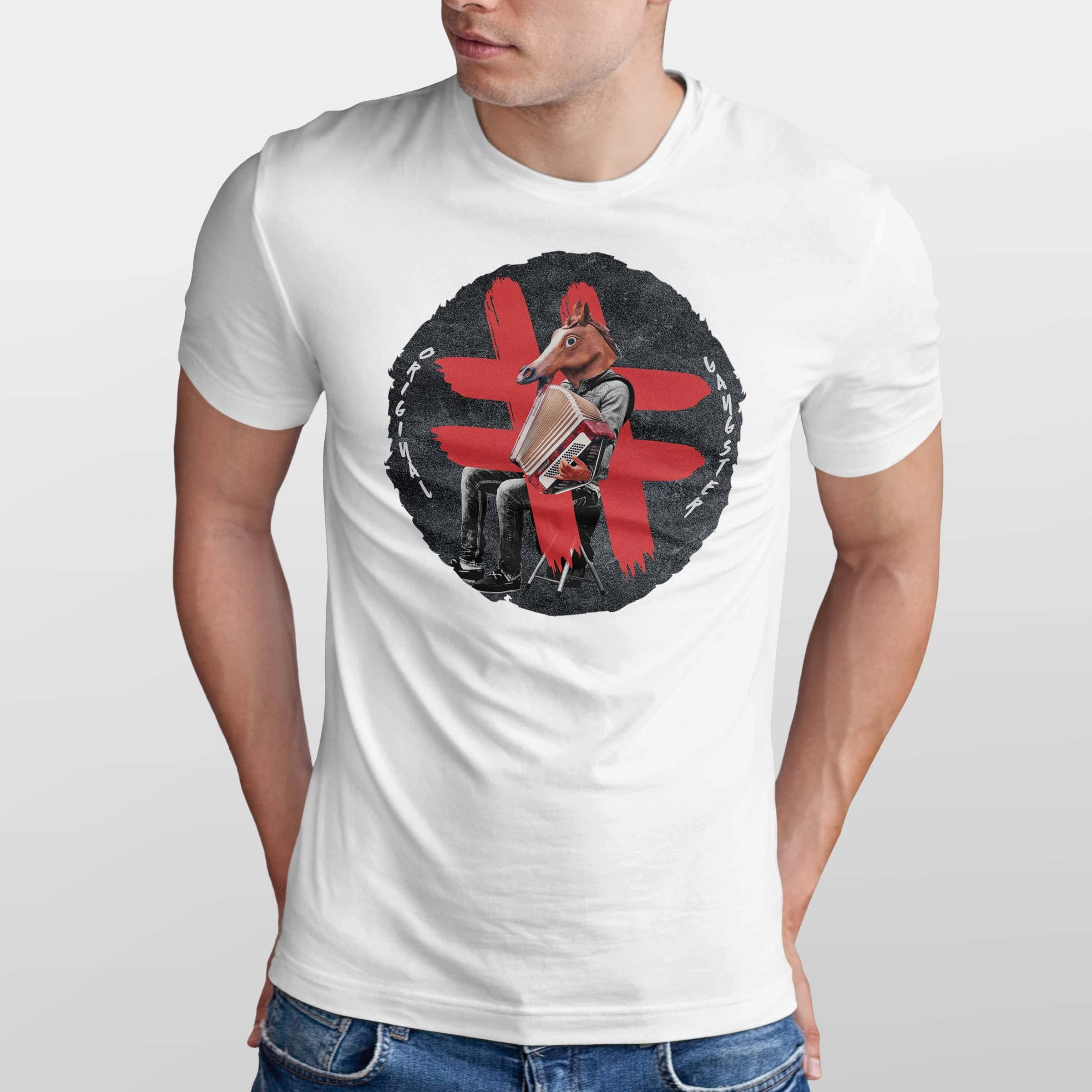 #Horsing Around Men's T-shirt - oglife.in