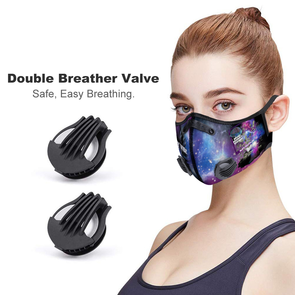 Customizable Face Mouth Mask Outdoor Protective Mask