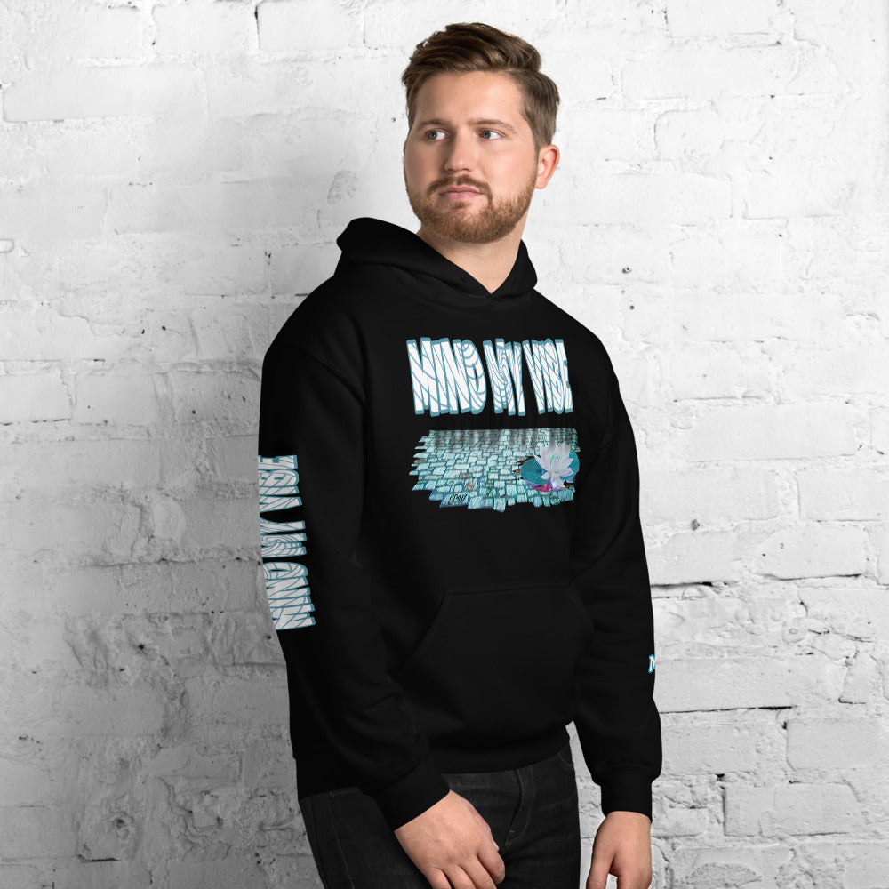 MMV - Lotus/Galaxy/Strength - Unisex Hoodie