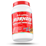IsoShock Whey Protein Isolate (2lbs – 30 Servings)