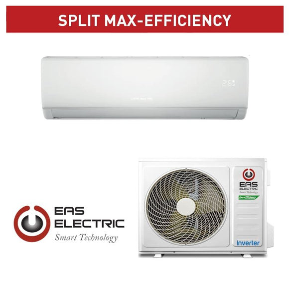 AIRE ACONDICIONADO SPLIT EAS ELECTRIC E-ADVANCED 2 EMX 25 A++ WIFI opcional 2.5KW