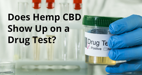Does Hemp CBD Show Up on a Drug Test?