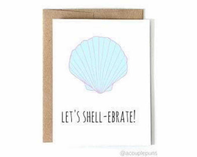 Let's Shell-ebrate!