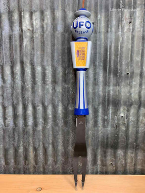 UFO Release Blueberry Lemonade Beer Tap - Fork
