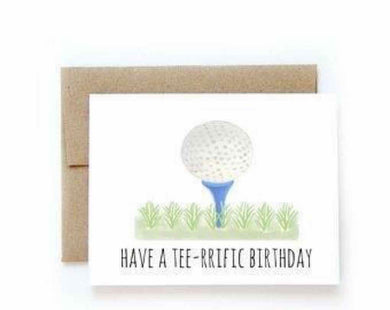 Have a TEE-RRIFIC Birthday