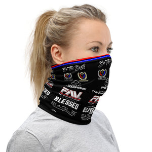POWERED LOGOS Neck Gaiter
