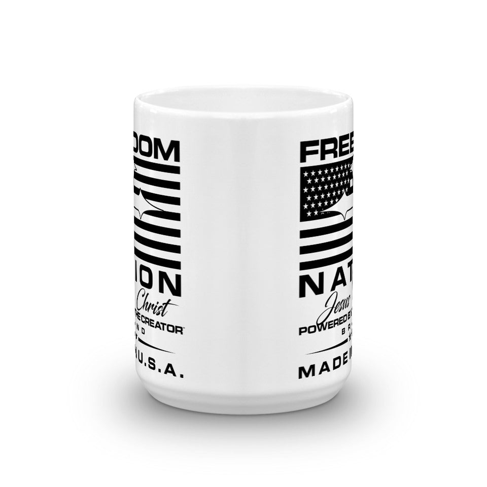 FREEDOM NATION MUG