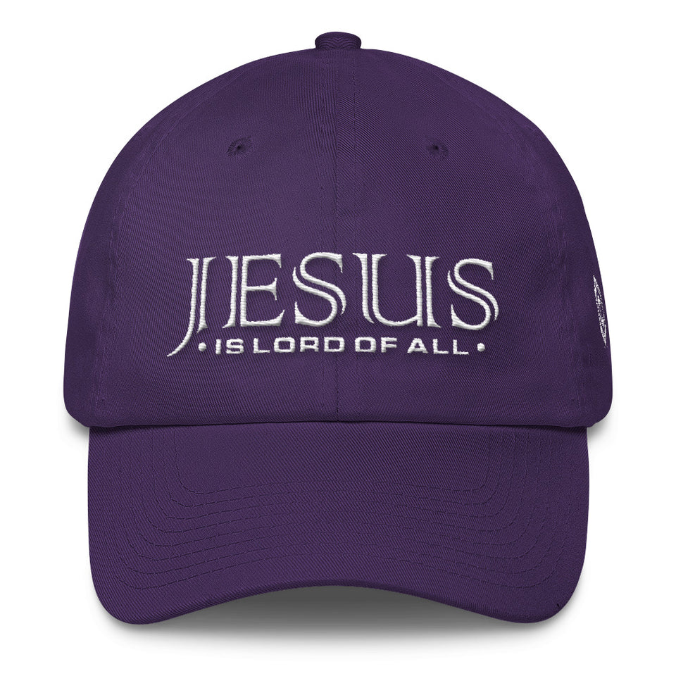 JESUS IS LORD OF ALL