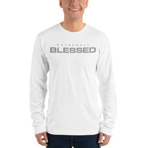EXTREMELY BLESSED™  Brand Long Sleeve T-shirt Unisex