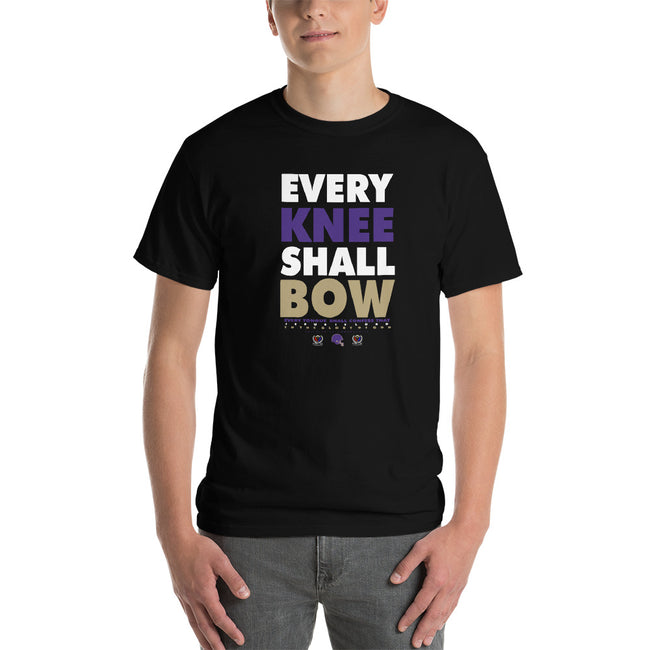 EVERY KNEE SHALL BOW... TEE