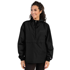 PBTC™ SPORTSWEAR - Embroidered Champion Packable Jacket