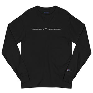 POWERED BY THE CREATOR™ X Men's Champion Long Sleeve Shirt