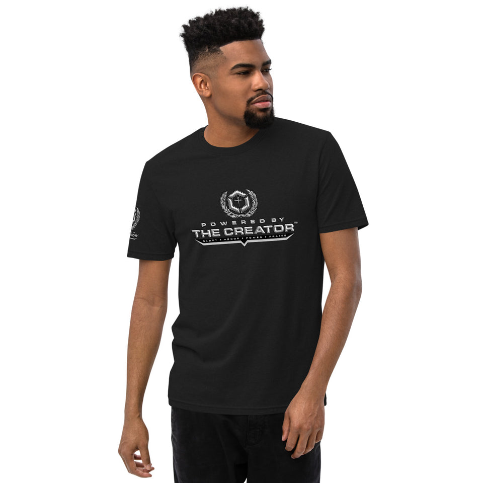 POWERED BY THE CREATOR™ Unisex Recycled T-Shirt