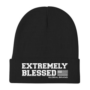 Extremely Blessed Knit Beanie