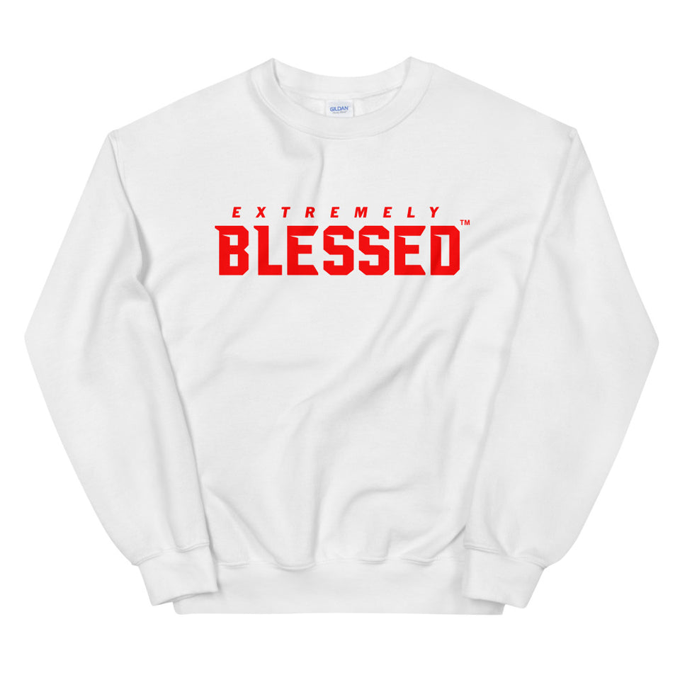 EXTREMELY BLESSED™ UNISEX SWEATSHIRT