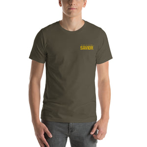THE RISEN SAVIOR™ PREMIUM  Unisex T-Shirt