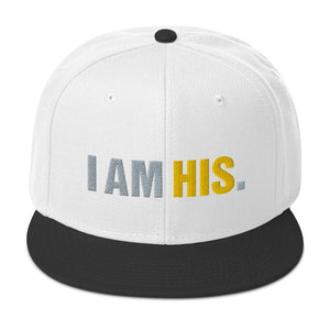I AM HIS™ Snapback Hat