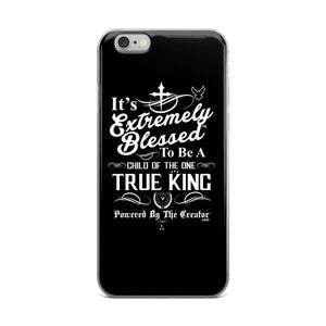 ONE TRUE KING - PBTC™ iPhone case