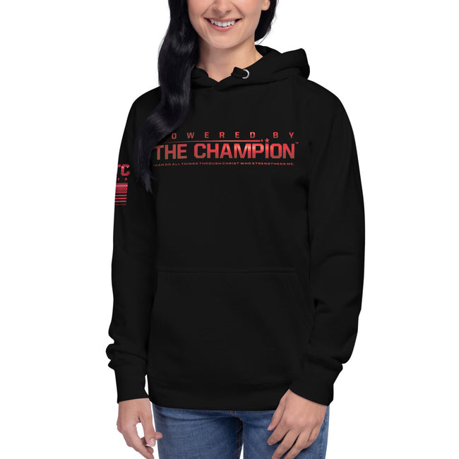 POWERED BY THE CHAMPION™  UNISEX HOODIE