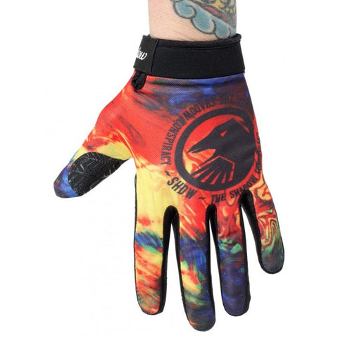 Shadow Conspiracy Conspire Gloves - Tie Dye