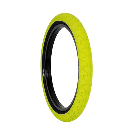 Rant Squad 20X2.35 - BMX Tire Neon Yellow